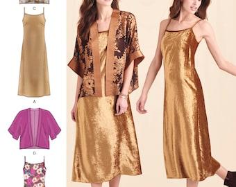 Sewing Pattern Misses Slip Dress Pattern 1e57b2e9b