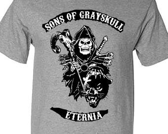 09af53b3af8094 Skeletor t shirt