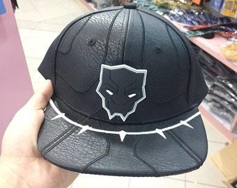 Black Panther baseball hat - Marvel Hat - Snapback afe7019bffe0