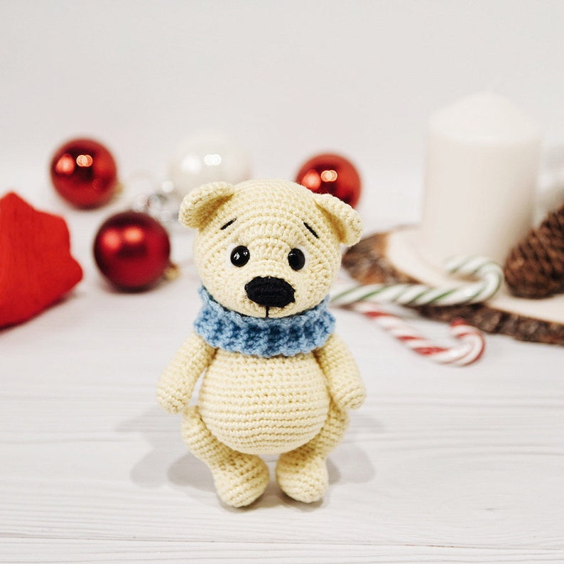 Amigurumi PATTERN Teddy Bear / Teddy bear tutorial / Crochet | Etsy | 794x794