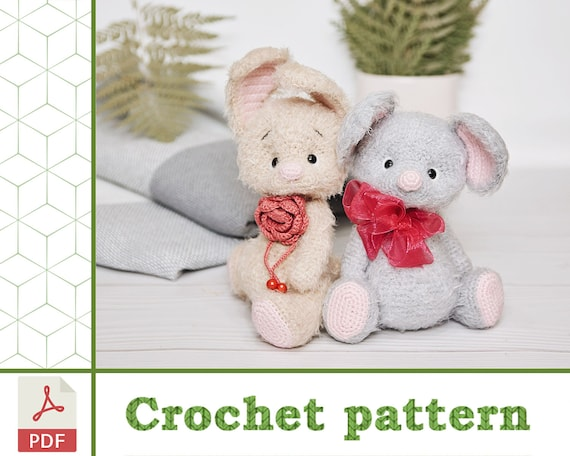 Pin on Cute crochet toys PATTERN | 456x570
