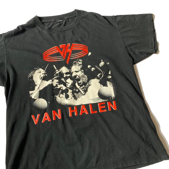 1991 Van Halen 'Fuck 'n Live' vintage tour t-shirt