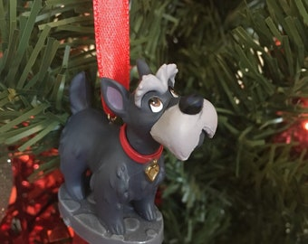 Lady and the Tramp Hanging Christmas Decoration Tree Decoration