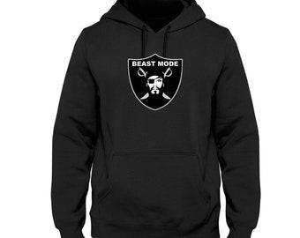 online store 52a76 01c35 Atlanta Falcons Logo Men's Hoodie Sweatshirt | Etsy