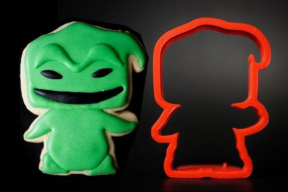 Oogie Boogie Cookie Cutter//Fondant Cutter//Playdoh Cutter