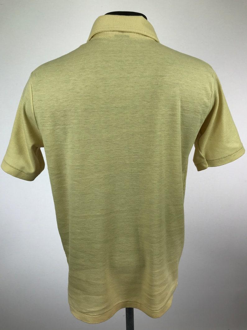 Vintage 80s Charley\u2019s Angels Topless Lounge Large Pocket collared Shirt