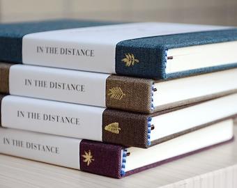 Writing journal hardcover notebook journals for women Line A5 notebook B84
