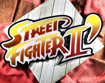 Street Fighter Art Etsy