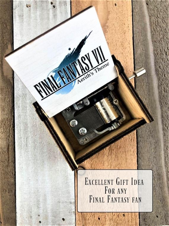 Final Fantasy VII Aerith/'s Theme Orchestra Music Box Aerith FF 7 Remake Main