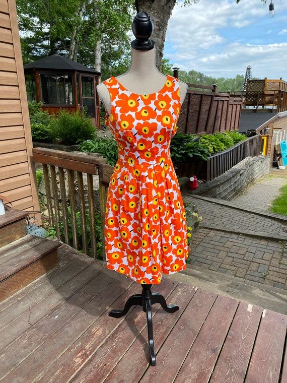 Marimekko Cotton Dress