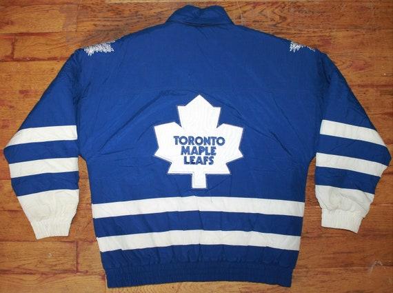 Vintage Apex Toronto Maple Leafs Jacket - image 9