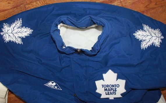 Vintage Apex Toronto Maple Leafs Jacket - image 7