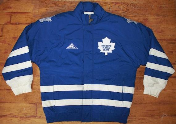 Vintage Apex Toronto Maple Leafs Jacket