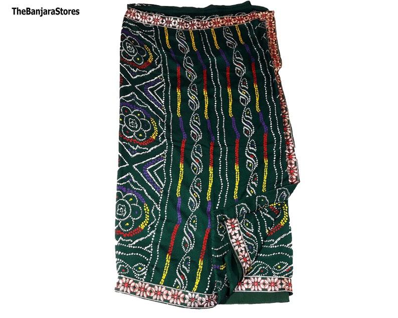 Vintage Indian Saree Sari Weaving Woven Very Beautiful Colorfull /& Pattern Vintage Fabric Art Sari Saree,5 YARD Vintage Sari Printed Fabric