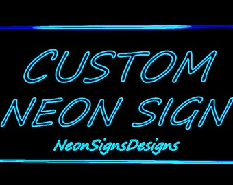 Neon sign | Etsy