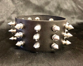 912c00d8f Spiked Cuff Bracelet