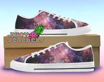 794830014e4a COSMIC DREAM Canvas Shoes Rave Outfit Rave Clothing Music Festival Clothing  Custom Vans Shoes Vans Old School Converse Canvas Sneakers EDM
