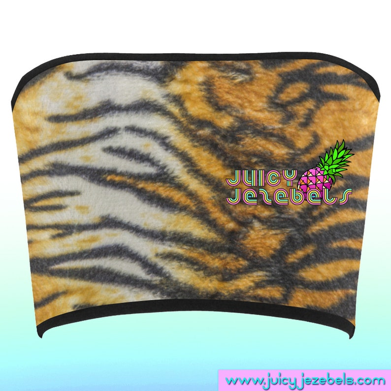 7090544a64c53 EASY TIGER Music Festival Clothing Rave Outfit Rave Bra