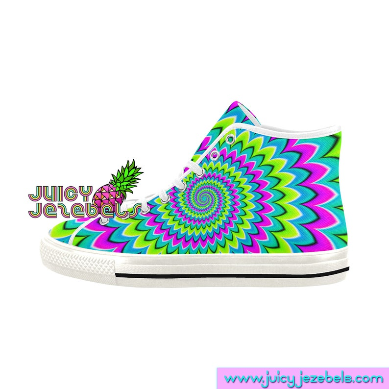 TRIP OUT High Top Sneakers