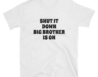 Big brother tv show | Etsy