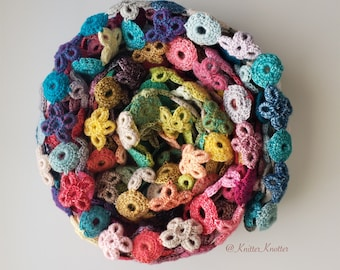 I love you so much - wrap   Valentine's day   Crochet pattern   PDF