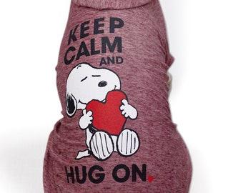 70e4a88e55 Snoopy dog sweater