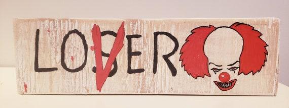IT Wood Sign