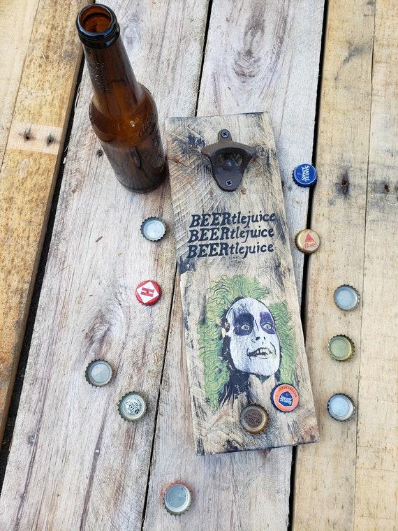 Beetlejuice Bottle Opener