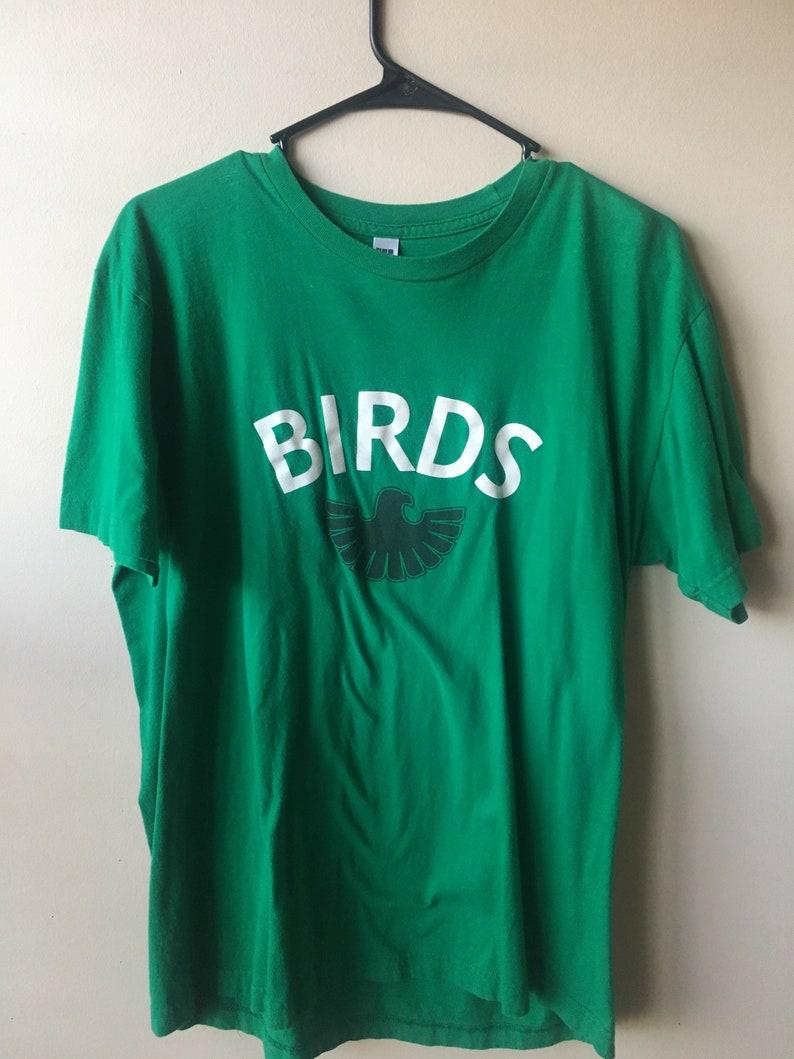 reputable site f44ad 20e01 Custom Philadelphia Eagles Birds shirt
