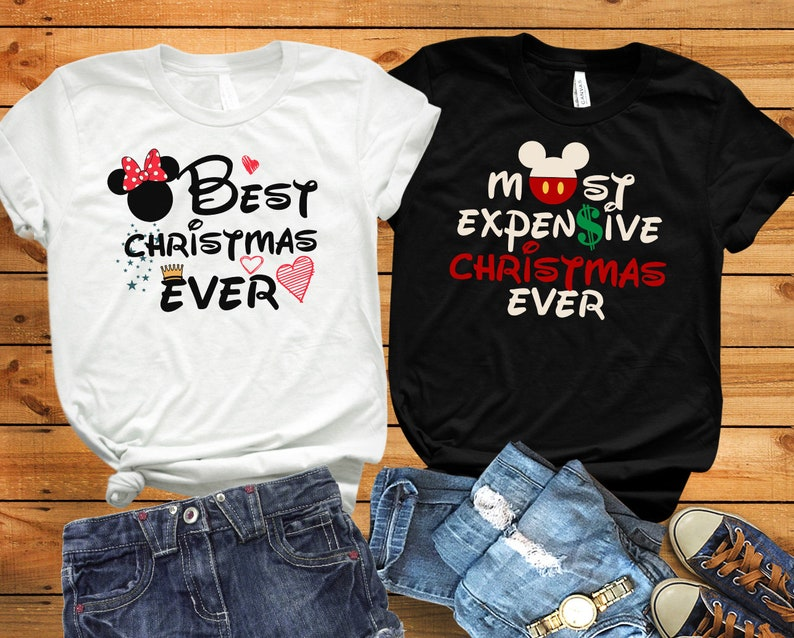 37f60b142 Christmas Disney couple shirts Disney matching shirts Disney | Etsy