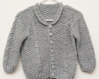 df931c1b2269 Wool baby sweater