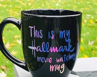Hallmark movie mug| Christmas Mug | Christmas Gift | Funny Mug