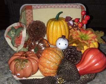 Fall and Thanksgiving basket