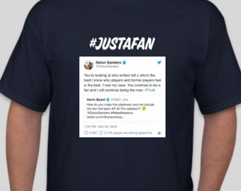 64d5dc926 PREORDER  Just a Fan Tennessee Titans T-Shirt
