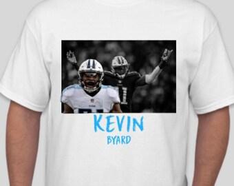 1278b8112 PREORDER  Kevin Byard Tennessee Titans T-Shirt