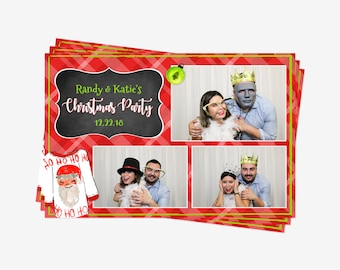 Photobooth Template Etsy