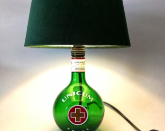 UnicumLamp, 0,7l, Upcycling, Gift, Other lampshades on request