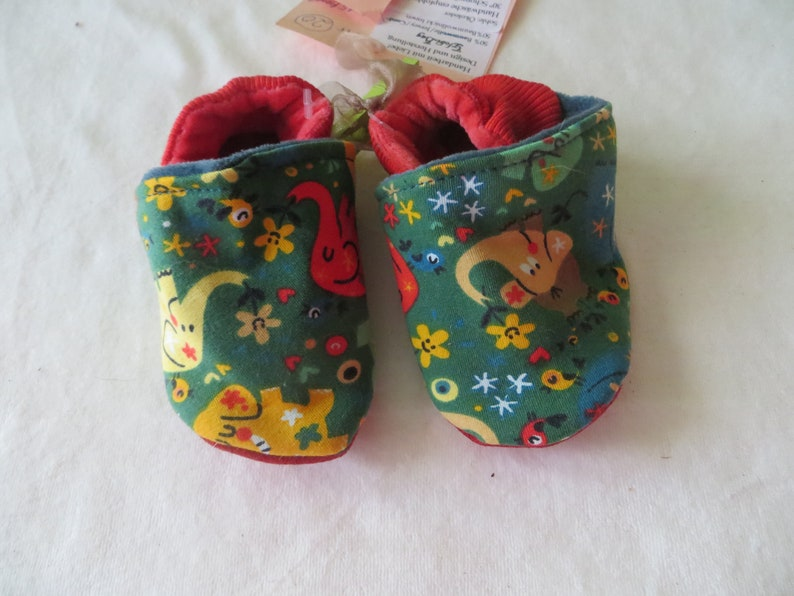 Booties Dumbo in size 20 21 and 22 kids slippers toddlers image 0