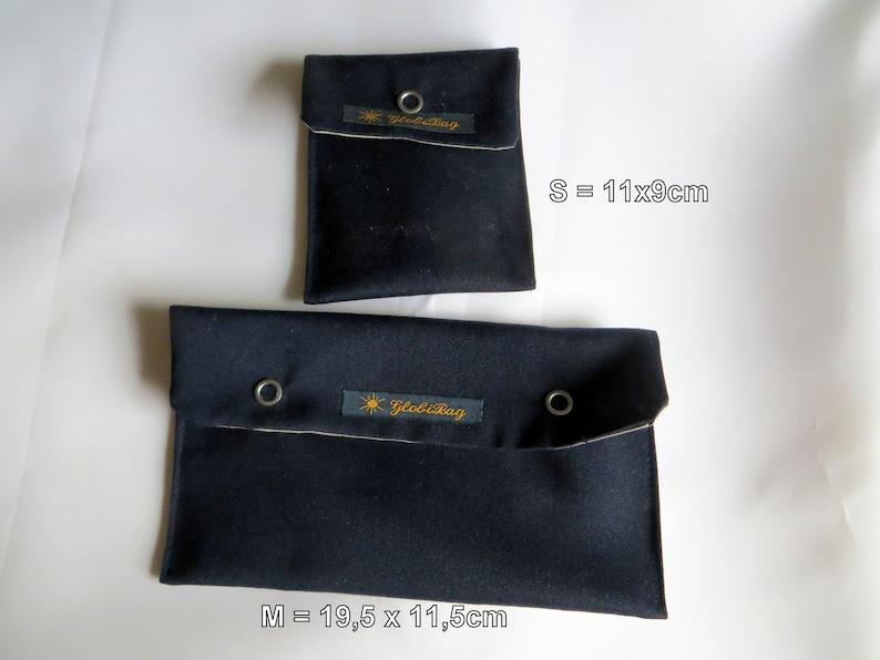 Radiation protection bag for globuli bags mobile phones image 0
