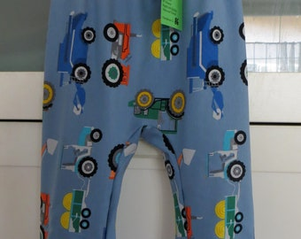 Bloomers for children, zoo blue, size 56-122