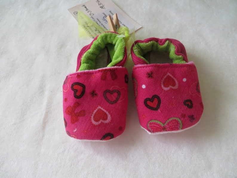 Booties Amore in size 16 17 18 19 and 21 kids slippers image 0
