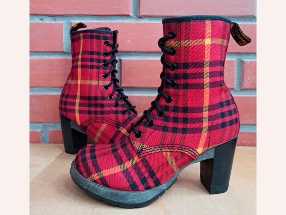 Dr Martens Diva Darcie Heeled Boots Women 5 US 36