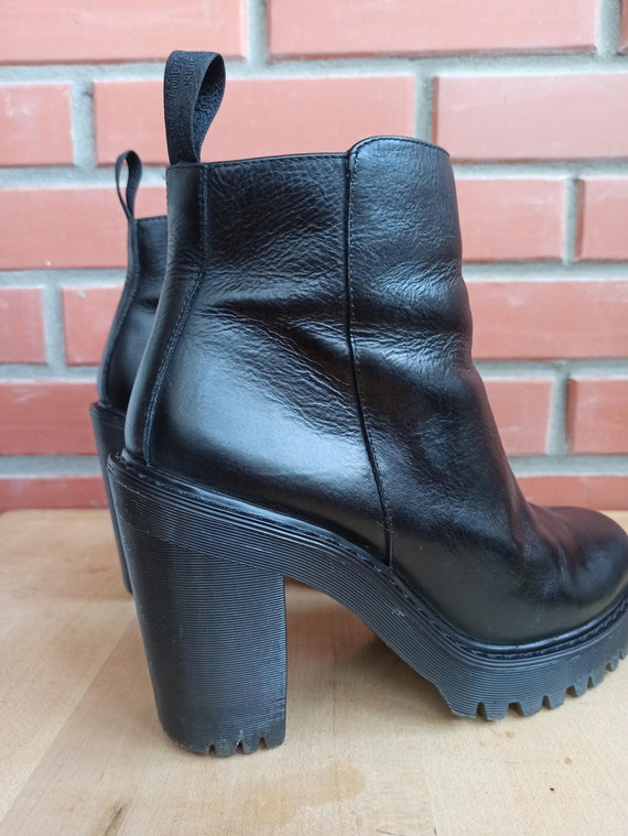 Dr Martens Magdalena 7 UK 9 US 41 EU High Heeled … - image 7