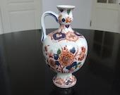 De Porceleyne Fles Delft handpainted imari quot Pijnacker quot vase