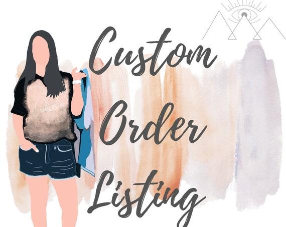Custom Order: The HomeStay