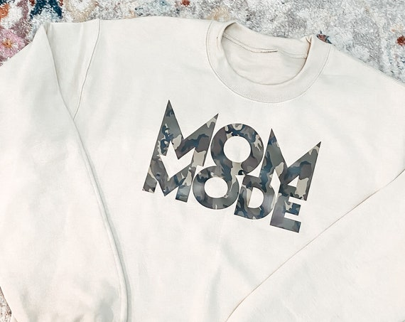 Mom Mode Crewneck