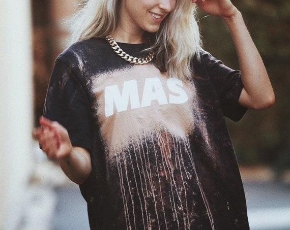 MAS Epoxies Swag: Bleach Dye Tee, Bleach Dye Crewneck, Camo Tee