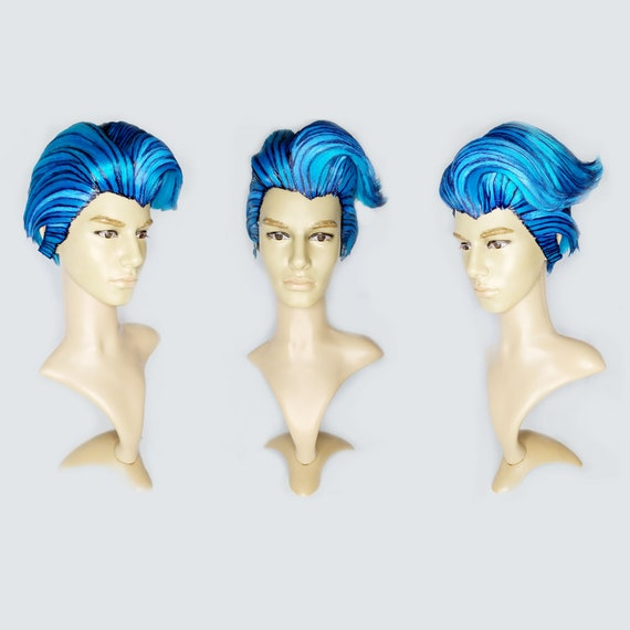 Handsome Jack Cosplay Wig Borderlands The Pre Sequel Tales From The Borderlands