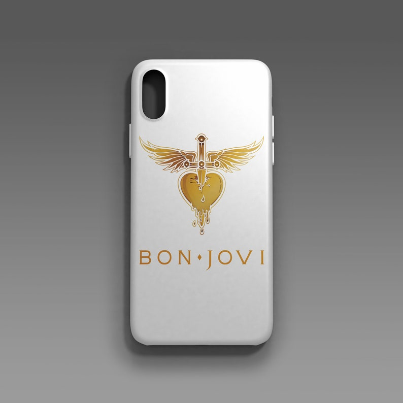 bon jovi iphone 8 case