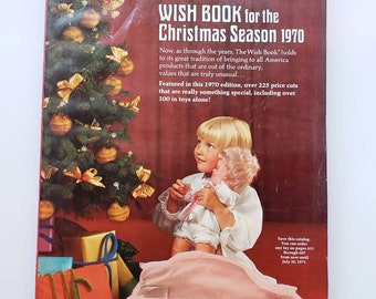 sears wishbook sears roebuck and company 1971 christmas catalog very rare collectible edition sears - Sears Christmas Catalog